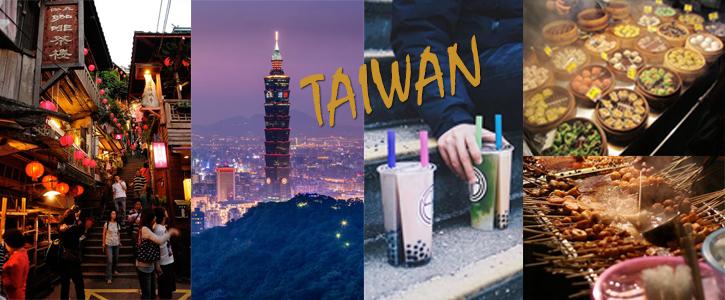 Hướng dẫn thủ tục xin visa Đài Loan