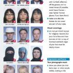 Quy định chụp ảnh làm hộ chiếu theo tiêu chuẩn ICAO