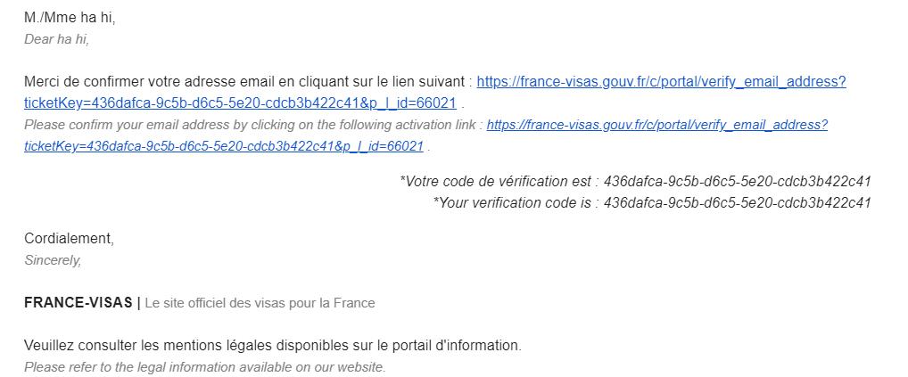 xin visa Pháp tự túc