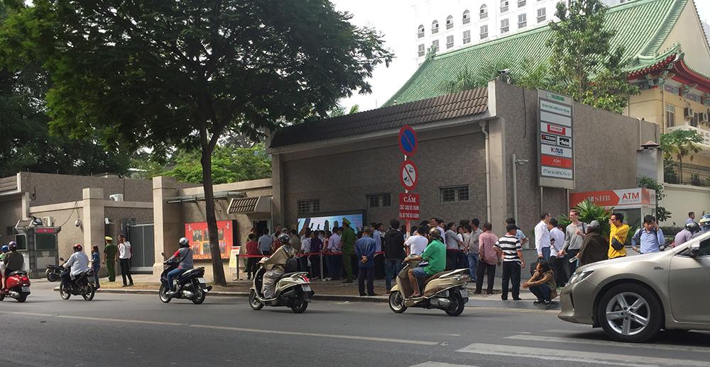 Tổng lãnh sứ quán Trung Quốc TP.HCM