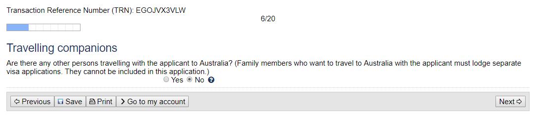Cách xin visa du lịch Úc tự túc online cập nhật 15/07/2019