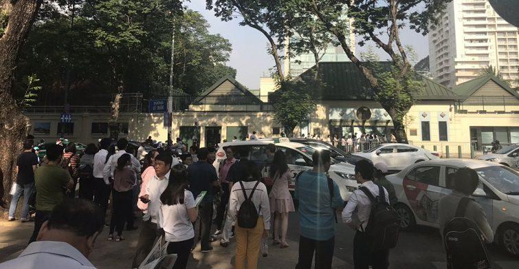 Kinh nghiệm phỏng vấn visa du học Mỹ tại TPHCM và Hà Nội 2019