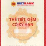 Dịch vụ Chứng minh tài chính Vietbank