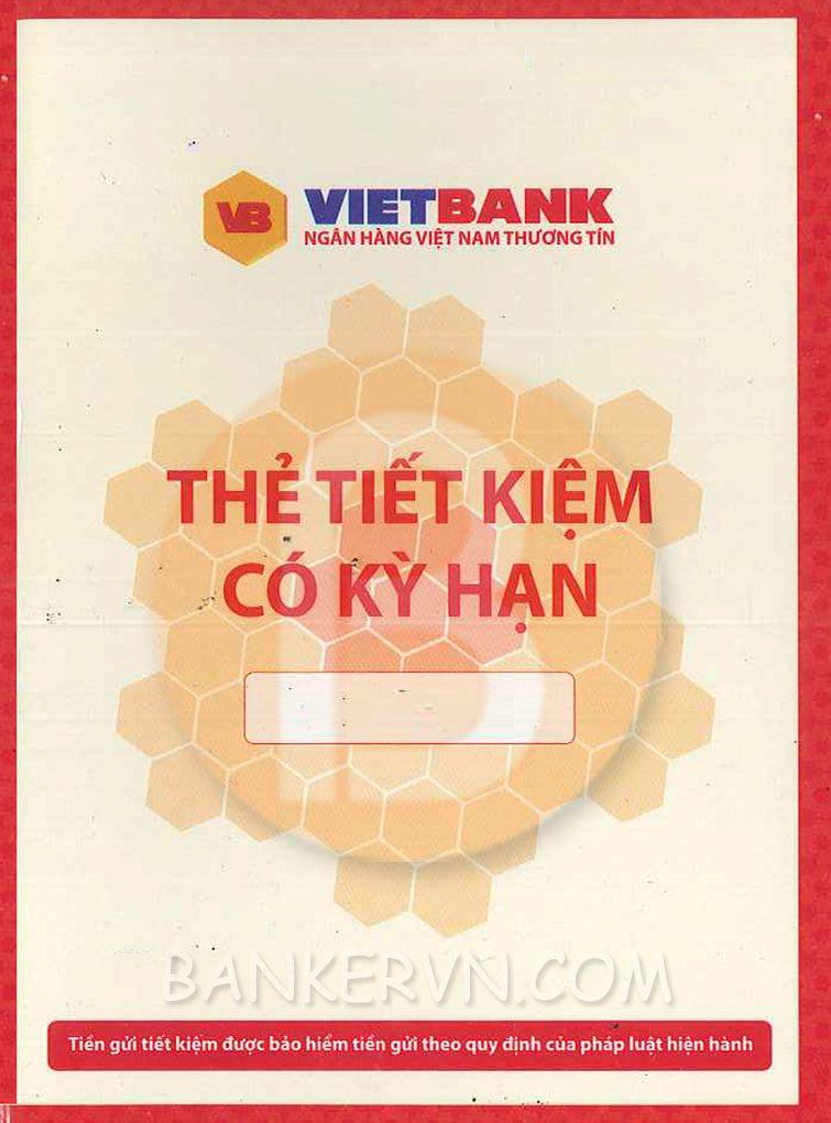 Chứng minh tài chính ngân hàng Vietbank