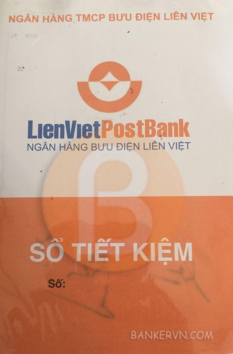chứng minh tài chính LienVietPostBank