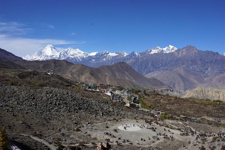kinh nghiệm du lịch tự túc Annapurna Circuit - nepal