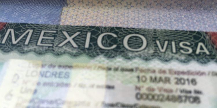 kinh nghiệm xin visa mexico